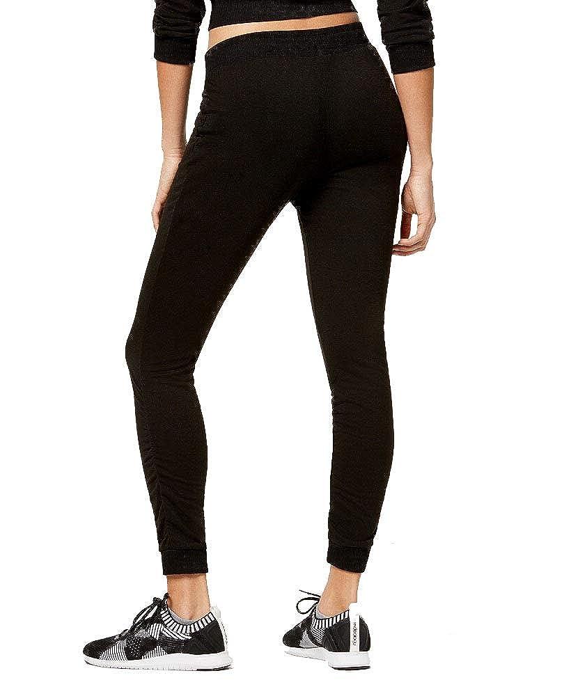 Material Girl Juniors Ruched-Leg Jogger Pants