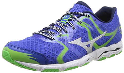 Blue Flash Silver Homme Hitogami Flash de EU Wave Chaussures Green Green Blue Multicolore Dazzling Silver Dazzling 40 Sport Mizuno Multicolore qPgSw8T