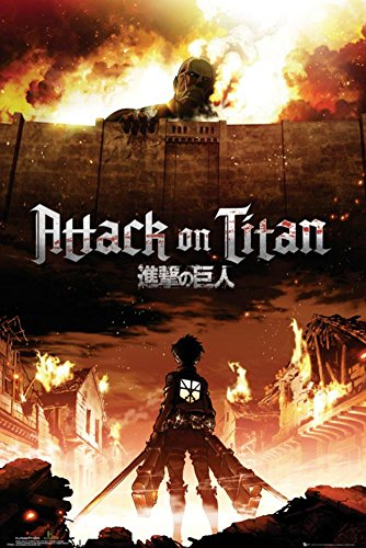 Attack on Titan Poster 24 x 36in