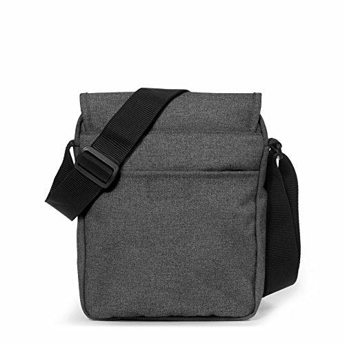 black Gris Denim 5 3 Bandoulière Noir Cm Flex Sac Eastpak L 23 x7qv6PPB
