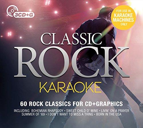 Classic Rock Karaoke (Rock Karaoke Music)