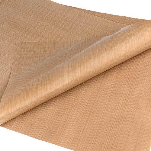 Paquete de 3 hojas de teflón para 16x20 Plancha de transferencia de prensa de calor SUPER VENTA POR TIEMPO LIMITADO