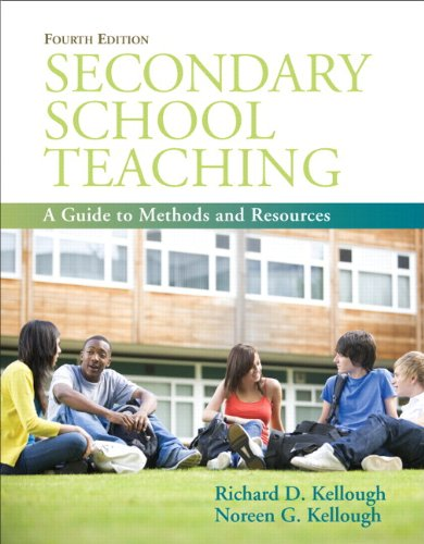 Secondary School Teaching: A Guide to Methods and Resources (Pearson Custom Education)