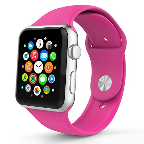 urberry-38mm-soft-silicone-replacement-band-for-apple-watch-series-2-series-1-sport-edition-hot-pink