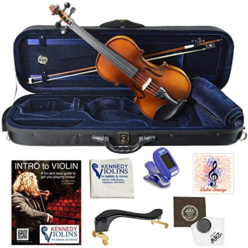 Ricard Bunnel G1 Violin Outfit 4/4(full) size