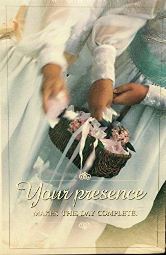 - Wedding Bulletin/Program - Pkg. of 100...
