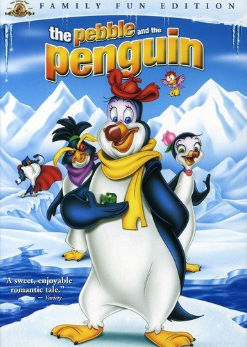 The Pebble and the Penguin - Family Fun - Penguin Pat