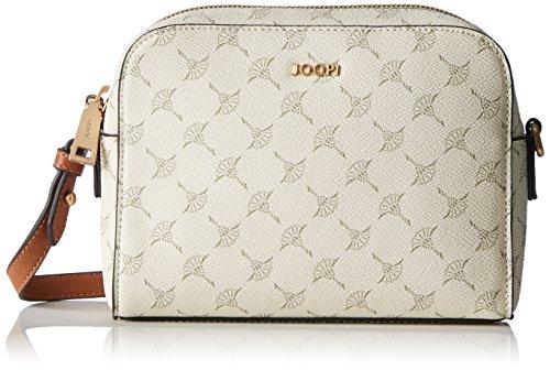 Joop!! Cortina Cloe Shoulderbag Shz - Bolso de hombro Mujer Blanco (Offwhite)
