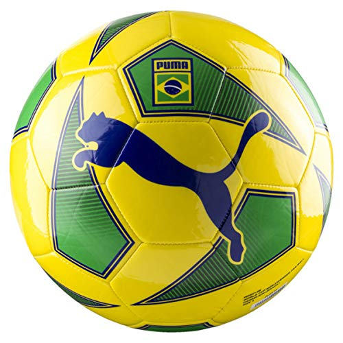PUMA World Cup Soccer Tournament Licensed AccessoriesOfficial License Supplier of Replica and On-Pitch Merch, Dandelion-(Brazil), 5