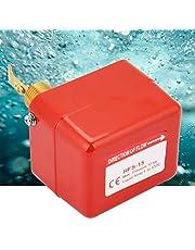 Interruptor de fluxo, interruptores de fluxo de água HFS-15 de 1,0 MPa, ajustáveis para unidade de resfriamento de água Medir o estado dinâmico do líquido