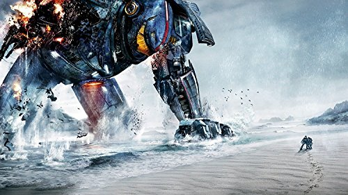 Pacific Rim Movie Poster Photo Limited Print 16x13 for sale  Delivered anywhere in USA