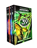 the 39 clues breakaway - 39 Clues Unstoppable Series 2 -  4 Books Set Collection Pack (Nowhere To Run, Breakaway, Countdown, Flash Point ).