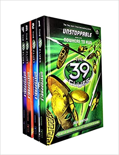 39 Clues Unstoppable Pdf