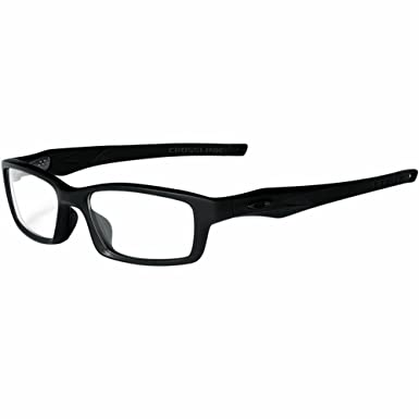 72f37609af Amazon.com  Oakley Crosslink Men s RX Prescription Frame - Satin ...