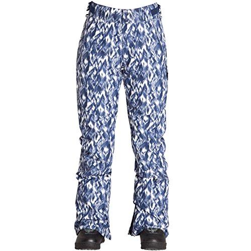 Billabong Snow Pants (Billabong Junior's Malla Snow Pant, Ikat Blue, M)