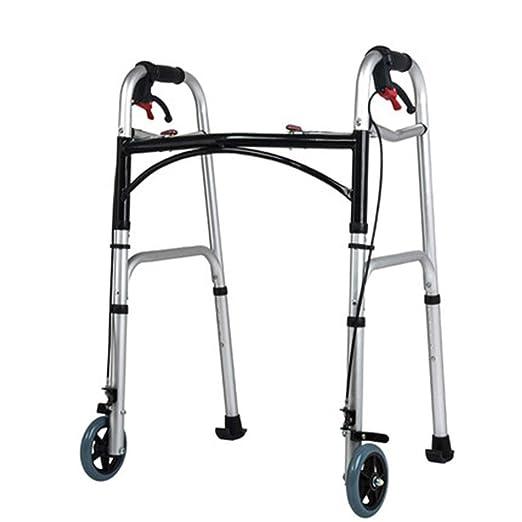 LYXPUZI Caminante Mayor - Polea con Andador Sentado - Equipo ...