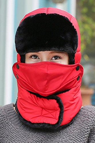 Generic Lei_Feng_ cap hat _men's ear cap hat _wool_ cap hat