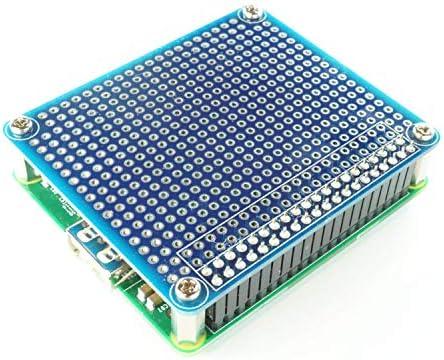 Raspberry Pi Model A プロトタイプ基板