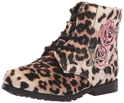 The Children's Place Girls Fashion Boot, Leopard, TDDLR 8 Child US Toddler -
