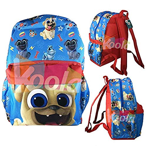 Image Unavailable. Image not available for. Color  Disney 16 quot  PUPPY  DOG PALS Bingo   Rolly Back To School BACKPACK Book Bag a5f513b9d7b5a