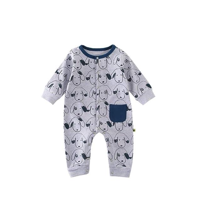 Fairy Baby Pijamas para Bebé Niños Niñas Mameluco de Bebé Recién ...