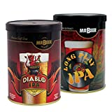 Mr. Beer IPA 2 Pack with Diablo IPA Refill and Long Play IPA Refill