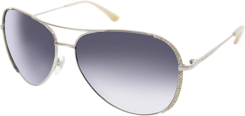 e47250eaf700 Michael Kors Women's M2062S Sadie Aviator Sunglasses, 045: Michael Kors:  Amazon.co.uk: Clothing