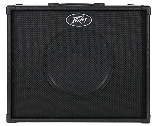 Peavey Valveking Guitar Amplifier - Peavey 03611000 1 x 12 Extension Guitar Cabinet, Black