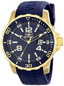 Invicta Men's 16730 SPECIALTY Analog Display Japanese Quartz Blue Watch