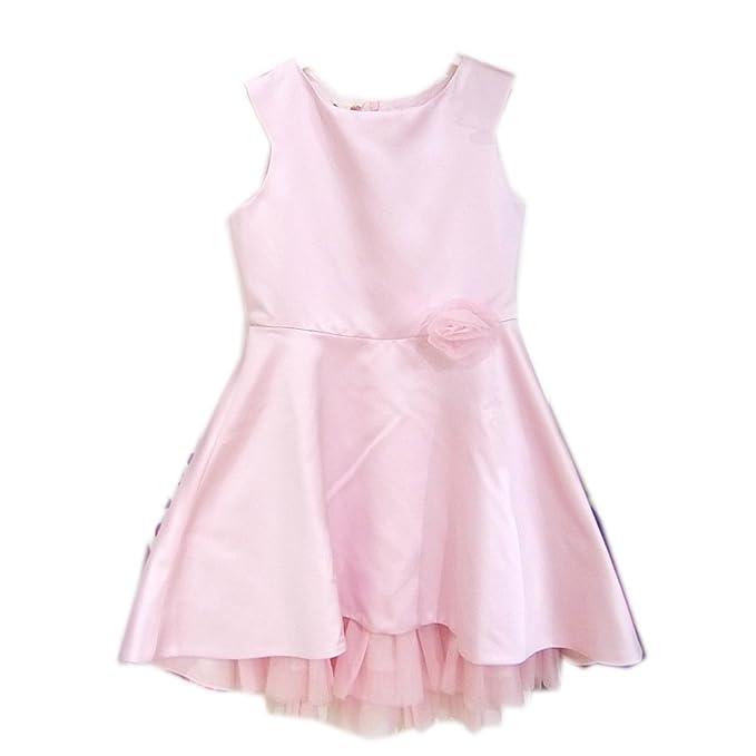 andare online 2019 originale sito autorizzato ELSY Abito cerimonia Bambina rif 821: Amazon.it: Abbigliamento