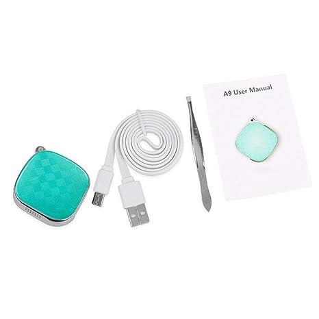 Amazon com: M3M Personal GPS Tracker - Mini,Portable,Track