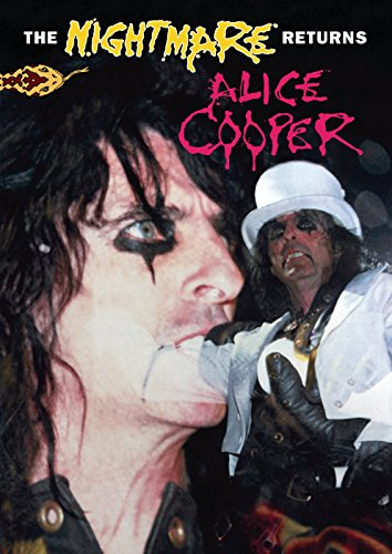 Alice Cooper - The Nightmare Returns Tour (1986) -