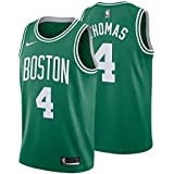 Isaiah Thomas Boston Celtics NBA Nike Dri-Fit Youth Green Road Swingman Jersey