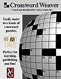 Crossword Weaver, Crossword Puzzle Maker Software for Windows