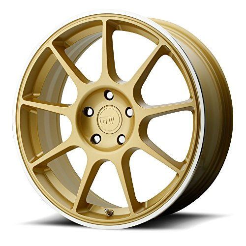 Motegi Racing MR138 Wheel Rim Gold 18x9 5x4.5 5x114.3 35mm