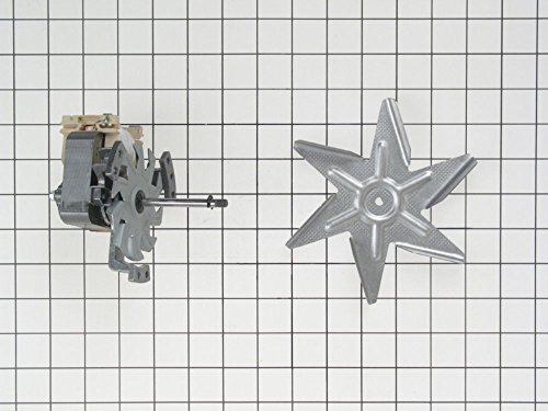 WB26K5069 Kenmore Wall Oven Fan Motor Conv