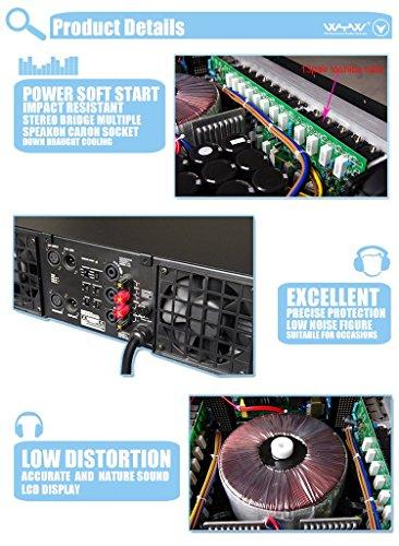 2016 new power amplifier for active speaker CA 20