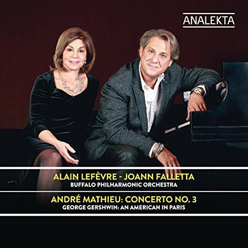 3 Buffalo - Concerto 3 / An American in Paris