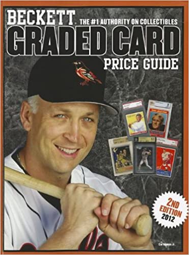 Beckett Graded Card Price Guide Price Guide Staff Of Beckett Media