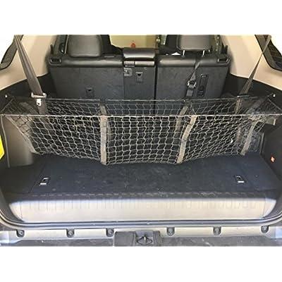 POZEL Envelope Cargo Net for Subaru XV/Crosstrek Forester Outback Legacy Impreza WRX STI: Automotive