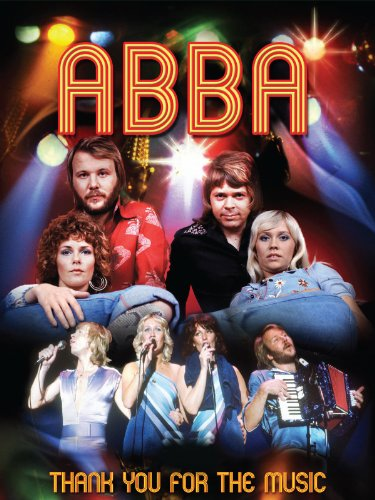 ABBA Thank You For The Music Live (Abba The Concert)