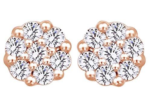 Gold Endless Diamond Flower - 5
