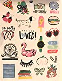 All The Fun Things Sticker Book, 180