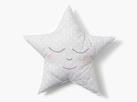 Pispas 1703496031 - cojín estrella pis pas: Amazon.es: Bebé