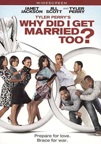 Books : TYLER PERRY'S WHY DID I GET MARRIED TOO