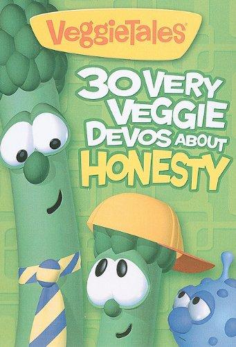 Download 30 Very Veggie Devos about Honesty (Big Idea Books / VeggieTales) pdf epub