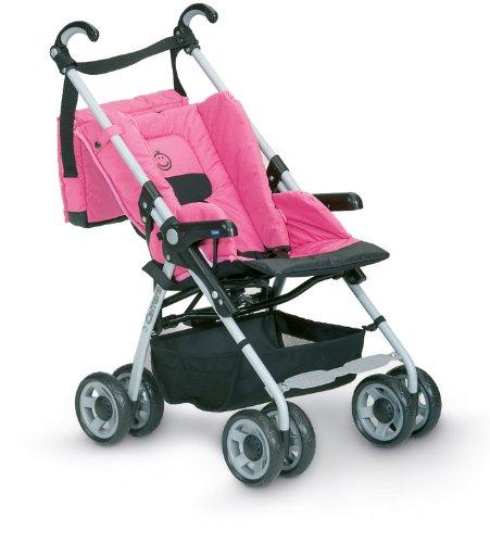 Amazon.es: Jane - Sillita de paseo para muñecos, color rosa: Juguetes y juegos