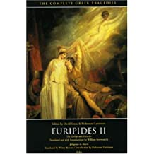 The Complete Greek Tragedies: Euripides II