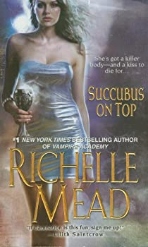Succubus On Top 0553819127 Book Cover