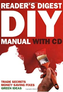 The readers digest complete do it yourself manual amazon diy manual readers digest by readers digest solutioingenieria Image collections